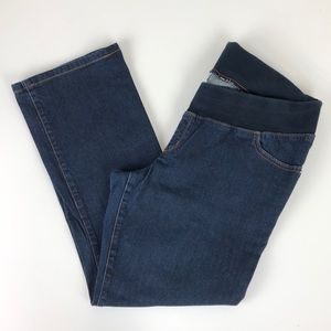 Liz Lange for Target maternity denim jeans